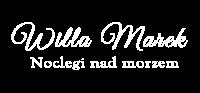 """""""Willa Marek"""" Noclegi nad morzem całorocznie Kołobrzeg"""